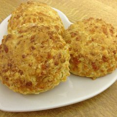 Mums Homemade Cheese Scones