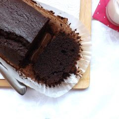 Chocolate and Coffee Loaf