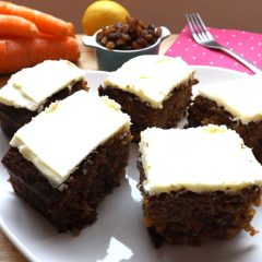 Hedge Combers Carrot Cake