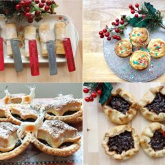 Homemade Mince Pies 4 Different Ways