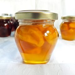 Honey Preserved Fruit