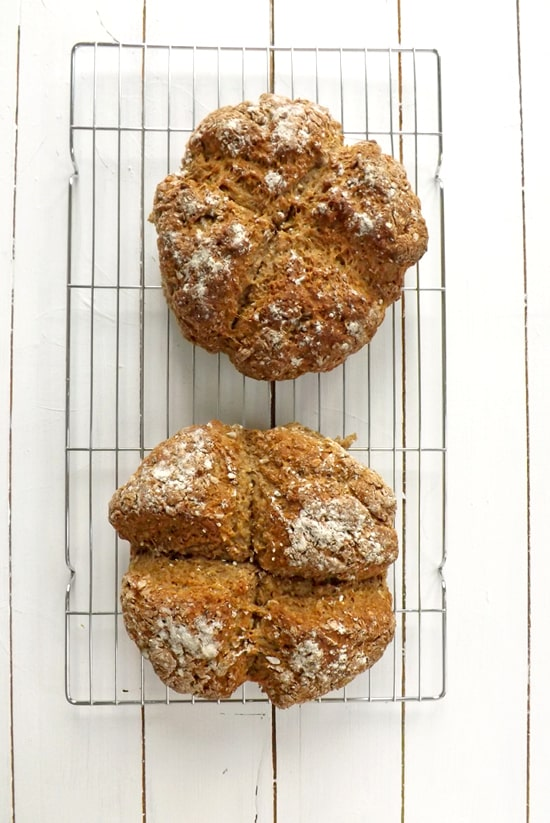 Easy Wholemeal Irish Soda Bread