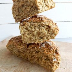 Easy Seeded Wholemeal Irish Soda Bread