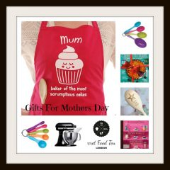 Gifts for a Baking mad Mum