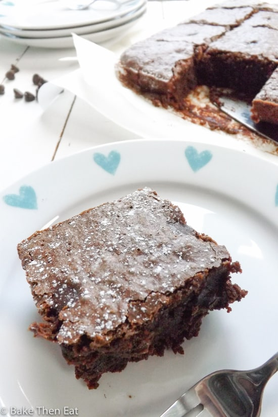 Really Rich Gluten Free Coconut Flour Brownies