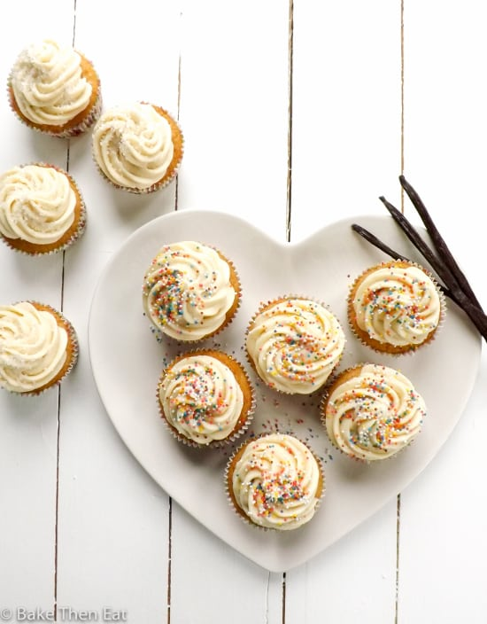 How To Make Vanilla Cupcakes Sexy Again