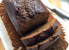 Old Fashioned Orcadian Gingerbread Loaf