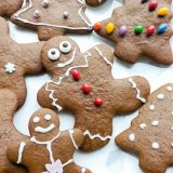 Small Batch No Chill Gingerbread Cookies