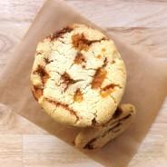 Hairy Bikers Amsterdam Caramel cookies