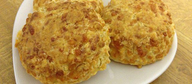 Mums Homemade Cheese Scones