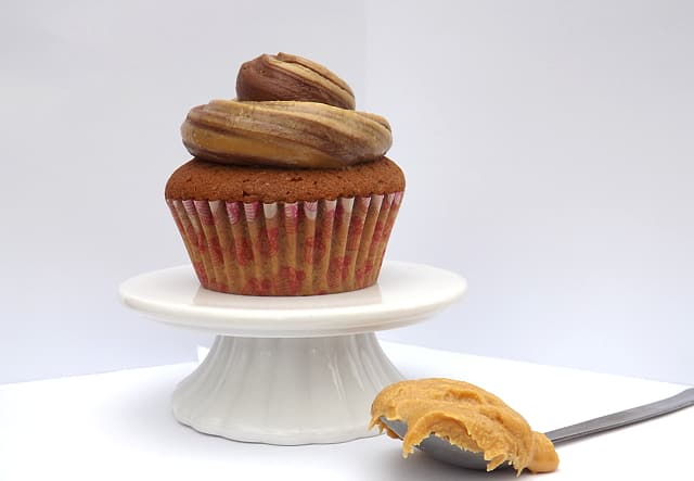 Perfect Homemade Peanut Butter Cupcakes