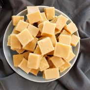 Traditional Homemade Scottish Tablet
