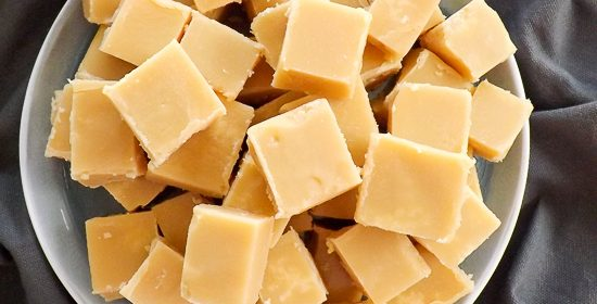 Traditional Homemade Scottish Tablet