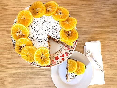 Gluten Free Clementine Cake