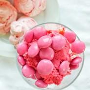 Pink Chocolate Eton Mess