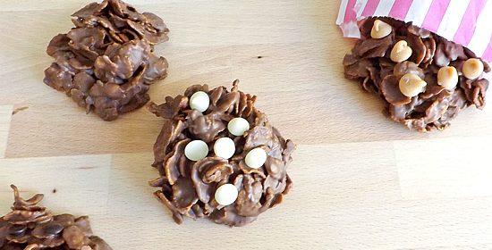 Nutella Cluster Treats