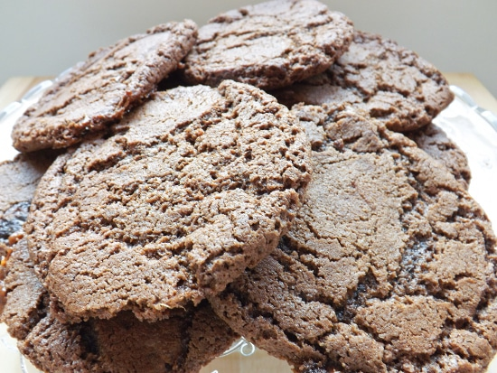 Chocolate Rolo Cookie