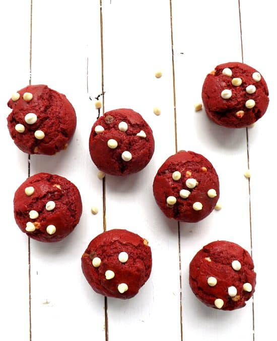 Red Velvet Muffins