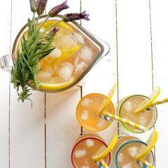 Lavender Lemonade Plus Lavender Sugar