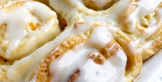Orange Marmalade Sweet Rolls