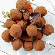 Rum and Raisin Truffles