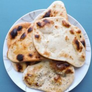 Super Easy Yeast Free Naan Bread