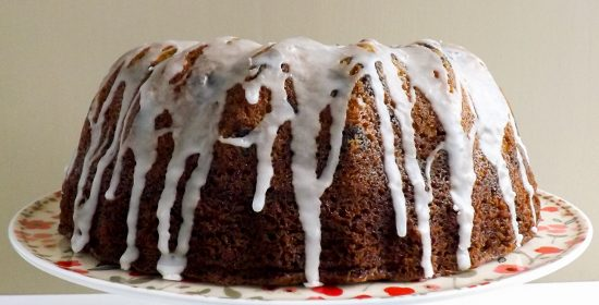 Banana Buttermilk Chocolate Chip Bundt Cake