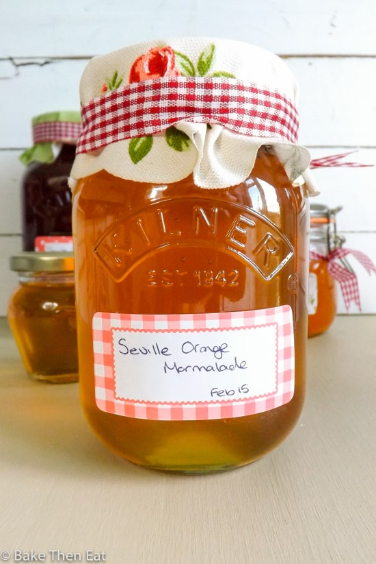 Homemade Easy Seville Orange Marmalade