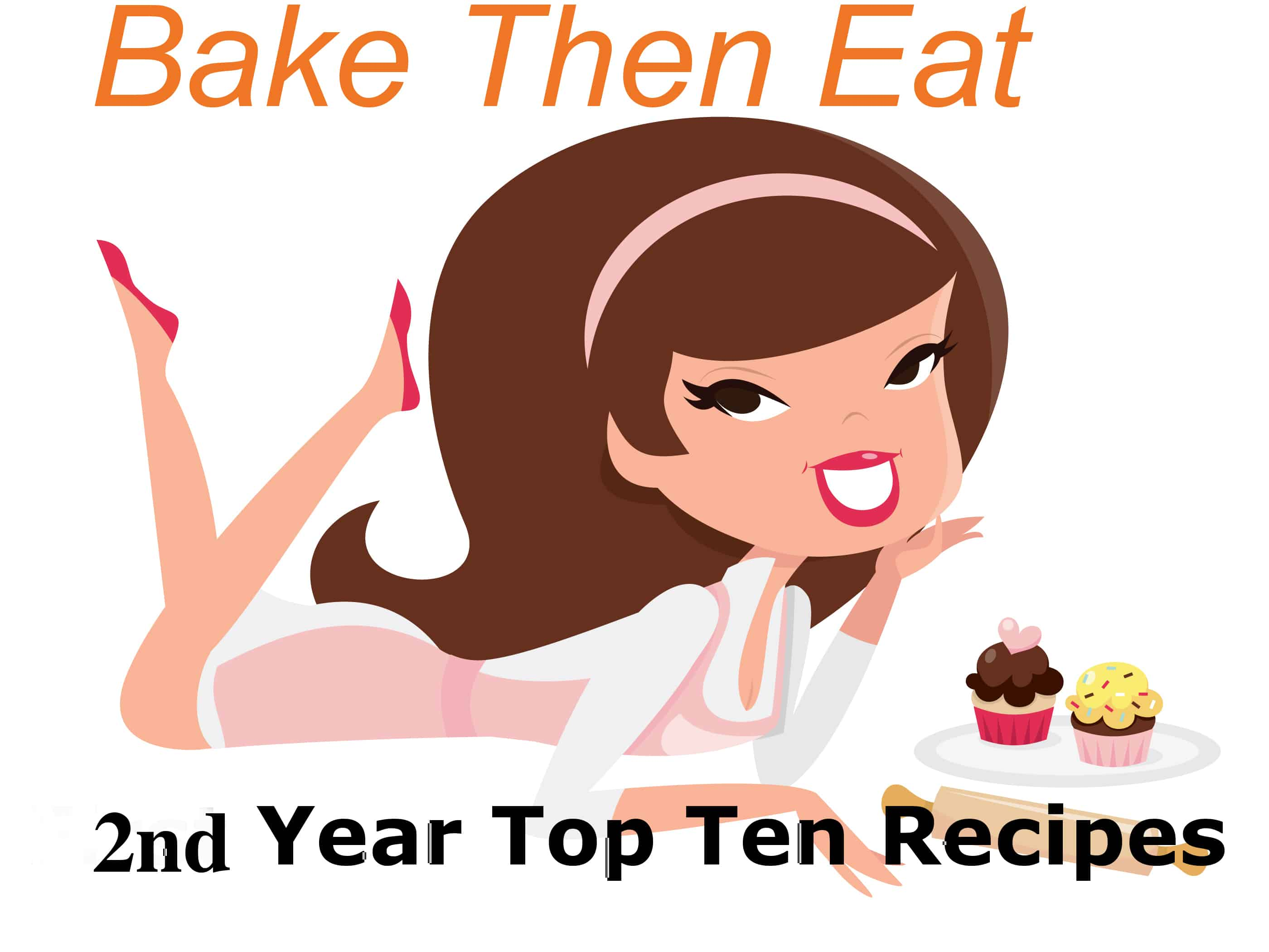 second year top ten recipes