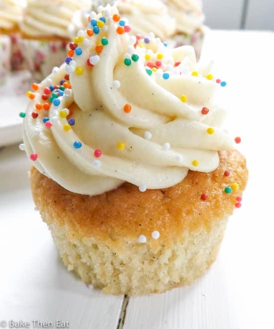 How To Make Vanilla Cupcakes Sexy Again