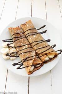 Gluten Free Protein Coconut Flour English Pancakes