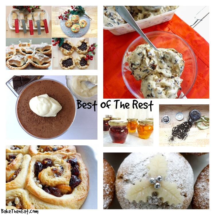 39 Festive Inspired Recipes To Get You Started - Best of the Rest | BakeThenEat.com