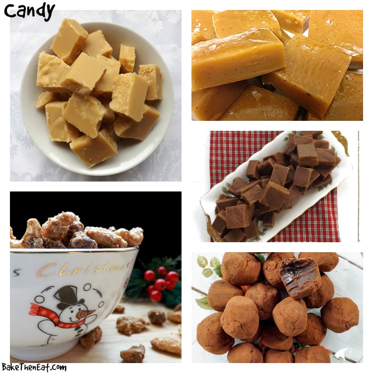 39 Festive Inspired Recipes To Get You Started - Candy | BakeThenEat.com