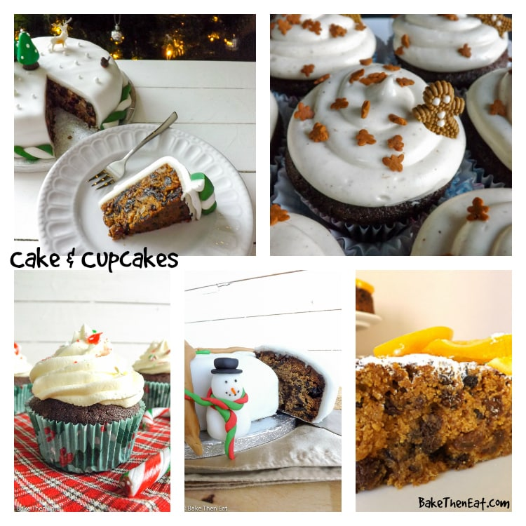 39 Festive Inspired Recipes To Get You Started - Cake & Cupcakes | BakeThenEat.com