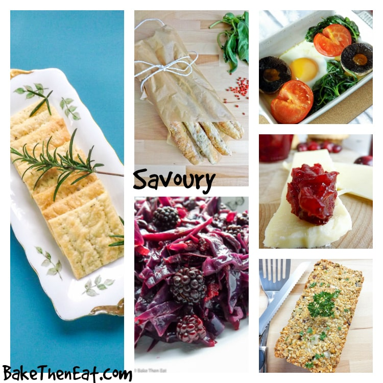 39 Festive Inspired Recipes To Get You Started - Savoury | BakeThenEat.com