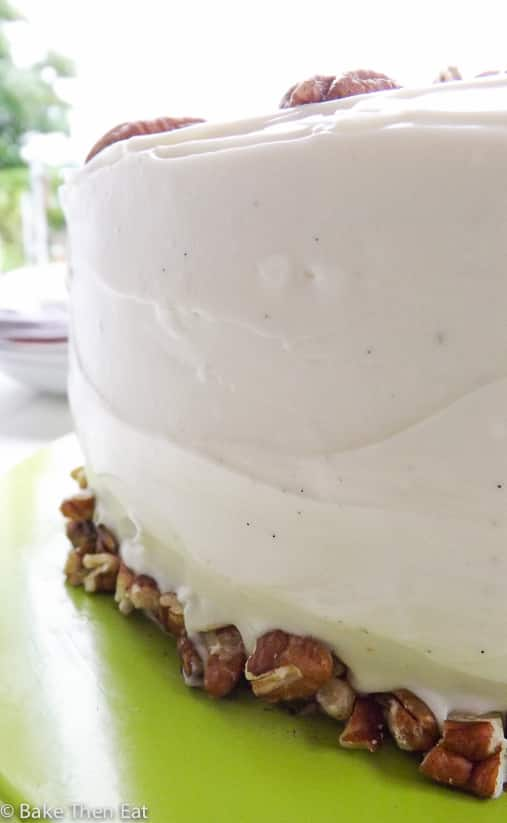 Hummingbird Cake | BakeThenEat.com