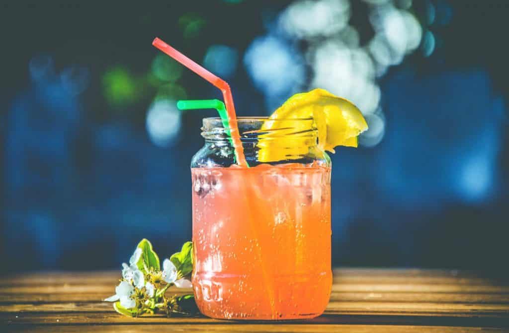 2018 food trend predictions - Mocktails are going to be very popular in 2018.