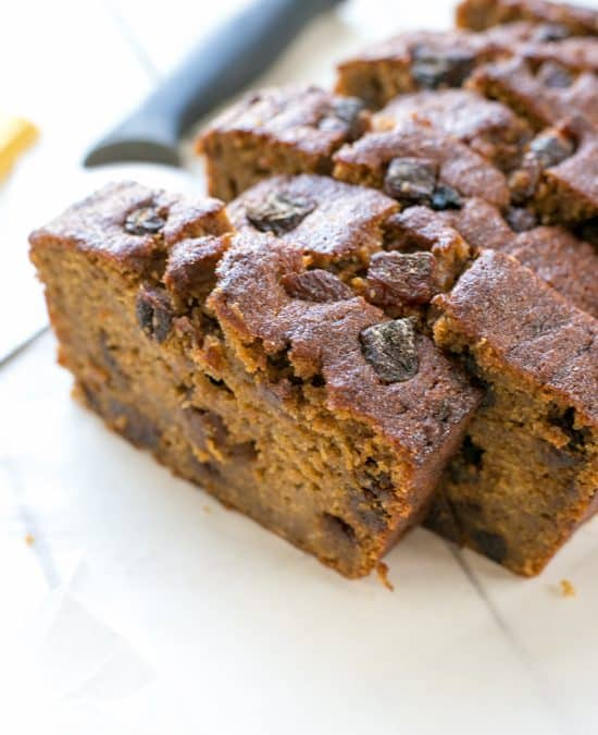 Sweet Delicious Apricot Almond Banana Bread