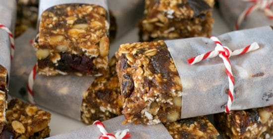 Sugar Free Vegan Fruity Flapjacks